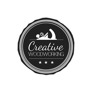 Creative Wood Working Logo