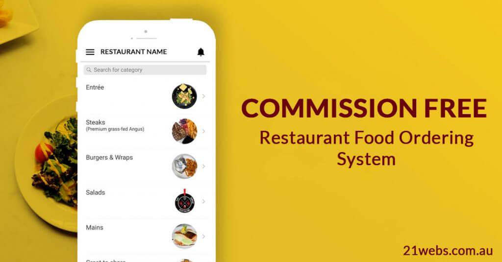Restaurant Food Ordering System