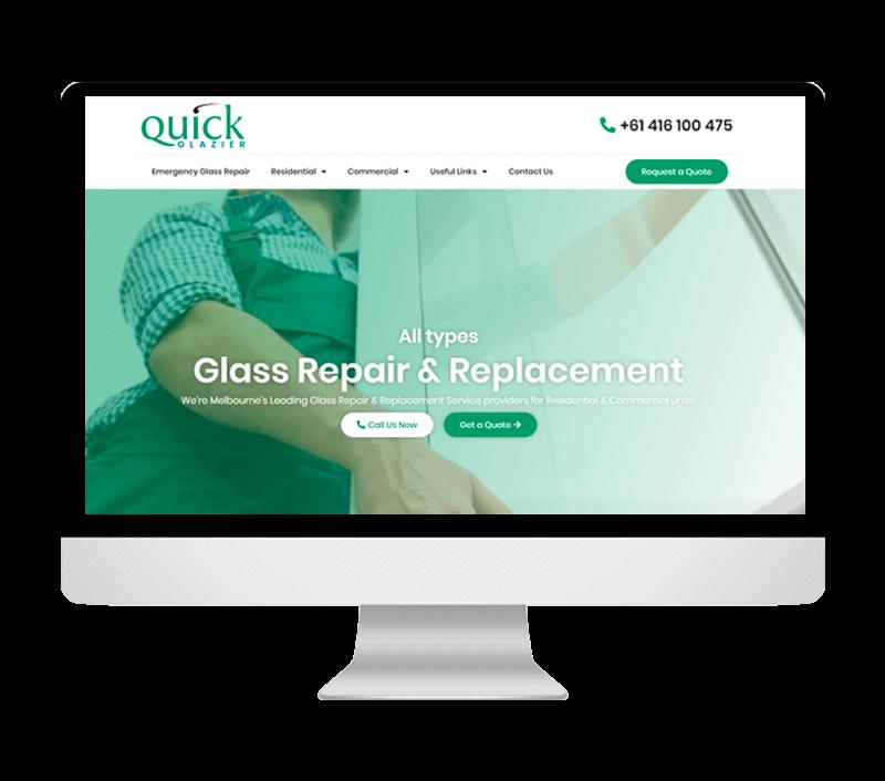 Quick Glazier Portfolio