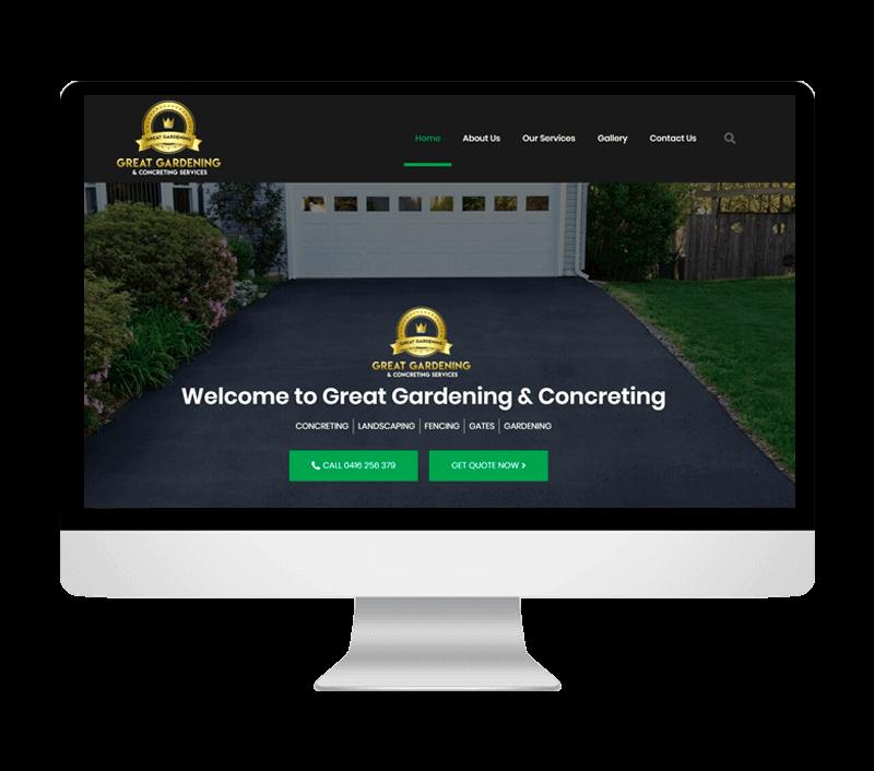 Great Concreting Portfolio