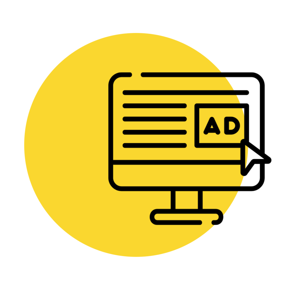 Ads Optimisation Icon