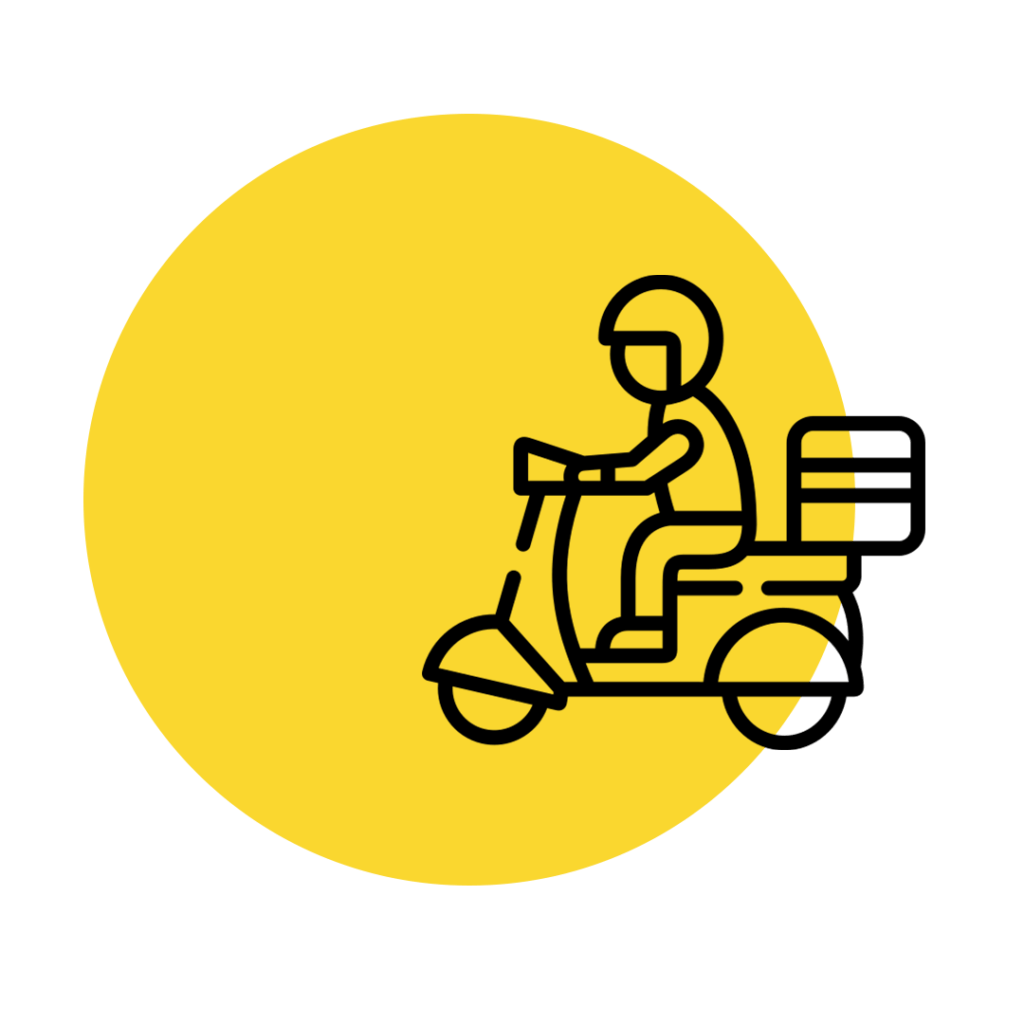 Restaurant Food Ordering System Icon