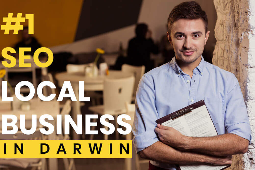 SEO Service in Darwin for Local Business