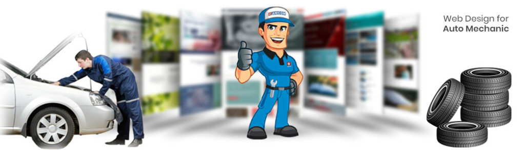 Web Design for Auto Mechanic