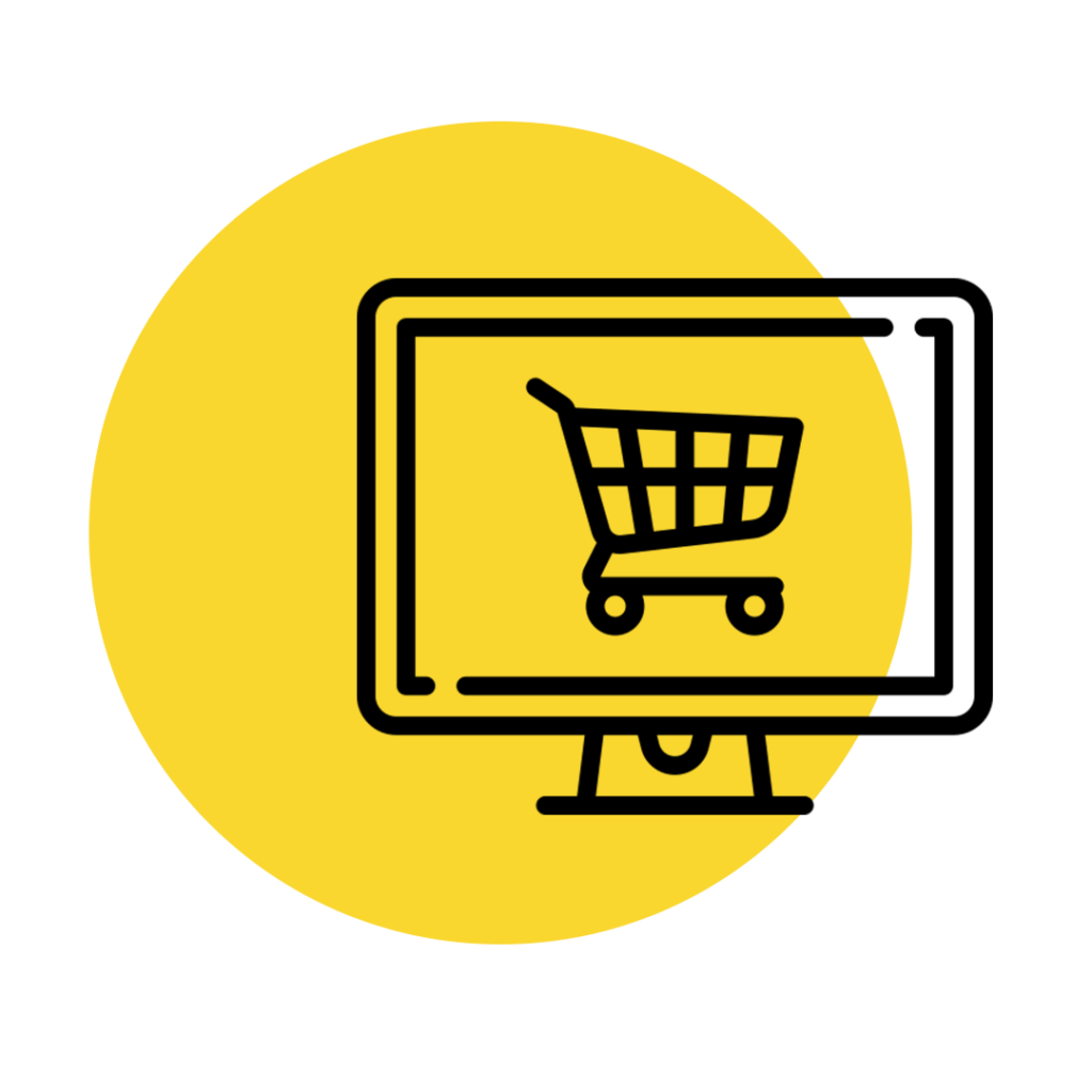 eCommerce Development Icon