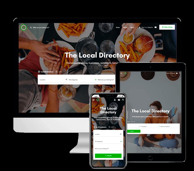 The Local Directory Portfolio
