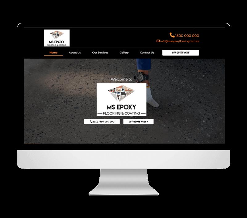 Portfolio - MS Epoxy Flooring