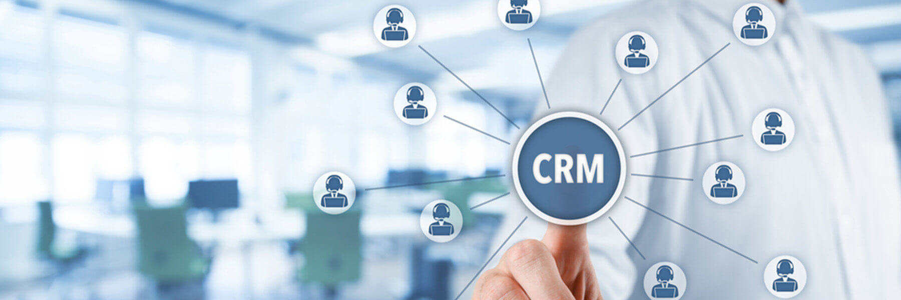 Top-notch CRM Solutions for your business