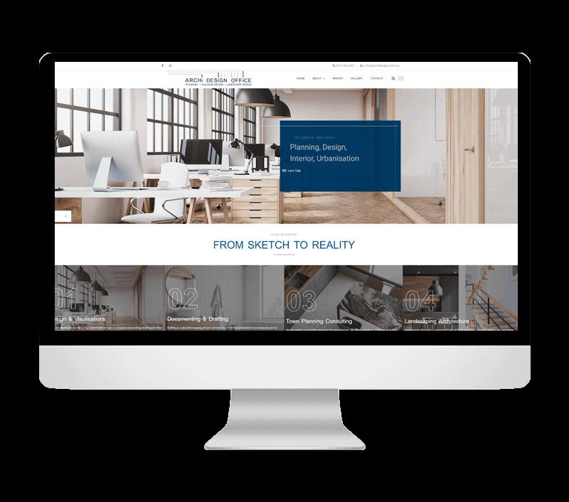 Archi Designs Office Portfolio